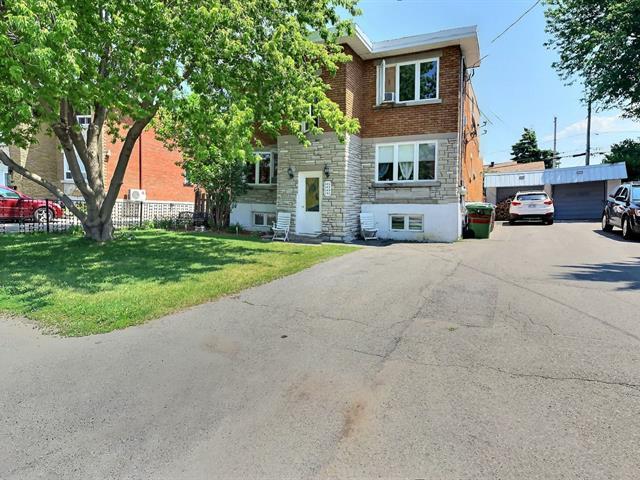 Quadruplex à vendre à Sainte-Catherine, Montérégie, 345 - 351, Rue  Brébeuf, 25849111 - Centris.ca