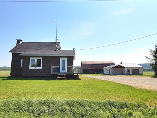 Maison à vendre à La Corne, Abitibi-Témiscamingue, 106, Rang des Montagnes, 28521877 - Centris.ca