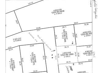 Lot for sale in Plaisance, Outaouais, 1re Avenue, 20855297 - Centris.ca
