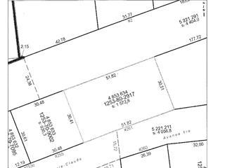 Lot for sale in Plaisance, Outaouais, 261, Rue  Marie-Claude, 27218725 - Centris.ca