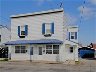 Duplex à vendre à Salaberry-de-Valleyfield, Montérégie, 24 - 26, Rue  Saint-Joseph, 20191317 - Centris.ca