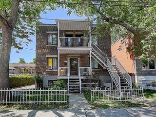 Quadruplex à vendre à Montréal (Le Sud-Ouest), Montréal (Île), 6835 - 6841, Avenue  De Montmagny, 14195405 - Centris.ca