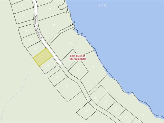 Lot for sale in Saint-Donat (Lanaudière), Lanaudière, 168, Chemin  G.-Scanzano, 25601152 - Centris.ca