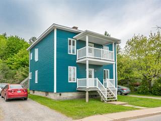 Duplex for sale in Portneuf, Capitale-Nationale, 378 - 380, 1re Avenue, 12573973 - Centris.ca