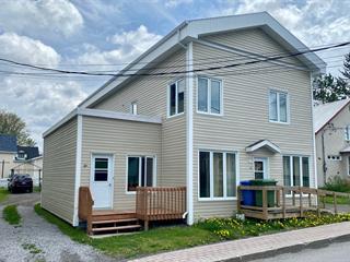 Duplex for sale in Sayabec, Bas-Saint-Laurent, 57 - 61, Rue de l'Église, 23806761 - Centris.ca