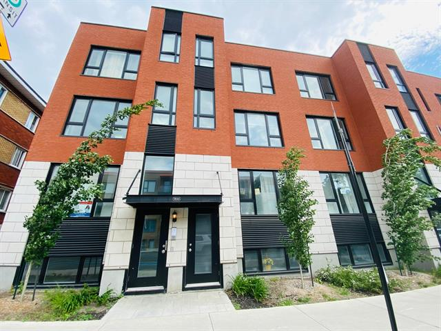 Condo / Appartement à louer à Montréal (Ahuntsic-Cartierville), Montréal (Île), 9661, Rue  Lajeunesse, app. 5, 13100220 - Centris.ca