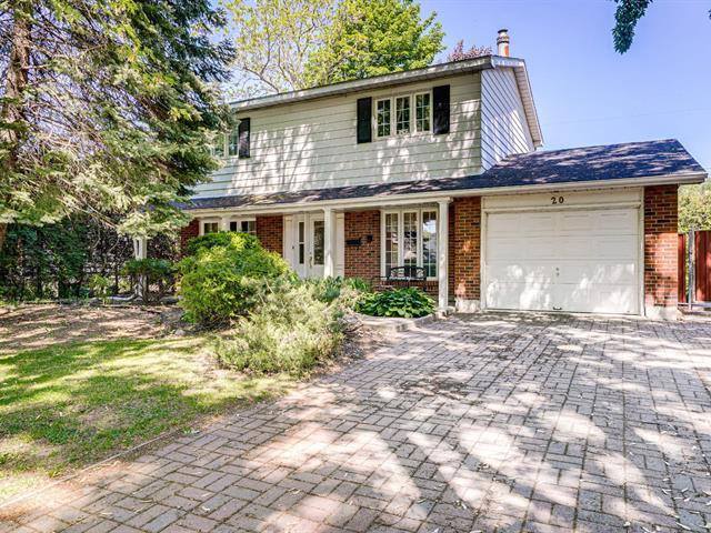 Maison à vendre à Candiac, Montérégie, 20, Avenue  Gounod, 27762530 - Centris.ca