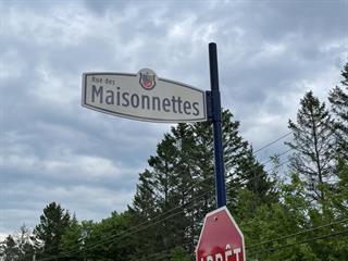 Terrain à vendre à Sainte-Adèle, Laurentides, Rue des Maisonnettes, 28900291 - Centris.ca