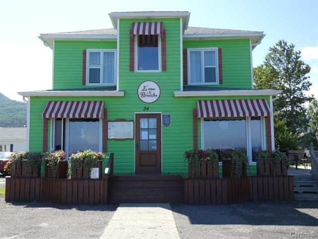 Commercial building for sale in Saint-Maxime-du-Mont-Louis, Gaspésie/Îles-de-la-Madeleine, 24, 1re Avenue Est, 17709761 - Centris.ca
