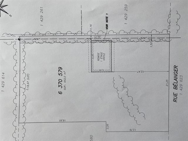 Land for sale in Saint-Eustache, Laurentides, Rue  Bélanger, 22933270 - Centris.ca