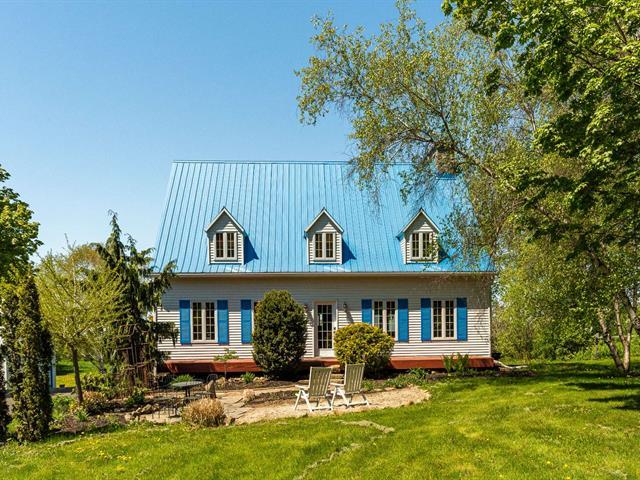 Fermette à vendre à Oka, Laurentides, 300Z, Rang de L'Annonciation, 12239881 - Centris.ca
