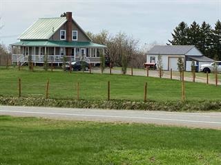 Hobby farm for sale in Saint-Pierre-les-Becquets, Centre-du-Québec, 443 - 444, Route  Marie-Victorin, 10499725 - Centris.ca