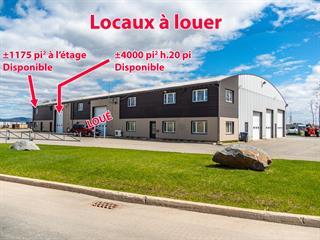 Local industriel à louer à Lévis (Desjardins), Chaudière-Appalaches, 1045, Rue  Jean-Marchand, local 050-100, 16414532 - Centris.ca