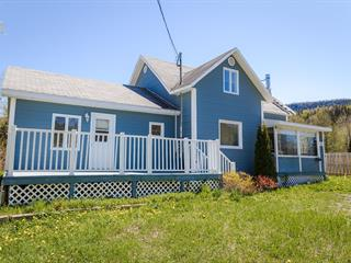 House for sale in Marsoui, Gaspésie/Îles-de-la-Madeleine, 11, Route du Lac-Cristal, 25782300 - Centris.ca