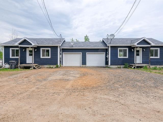 Duplex à vendre à Saint-Élie-de-Caxton, Mauricie, 3590 - 3592, Route des Lacs, 21328028 - Centris.ca