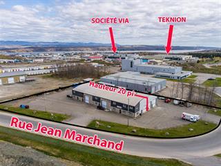 Bâtisse commerciale à vendre à Lévis (Desjardins), Chaudière-Appalaches, 1045, Rue  Jean-Marchand, 21121109 - Centris.ca