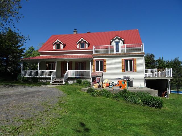 Fermette à vendre à Saint-Georges-de-Windsor, Estrie, 263, 6e Rang, 10286642 - Centris.ca
