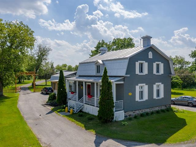 Hobby farm for sale in Saint-Paul, Lanaudière, 278, boulevard  Brassard, 20172878 - Centris.ca