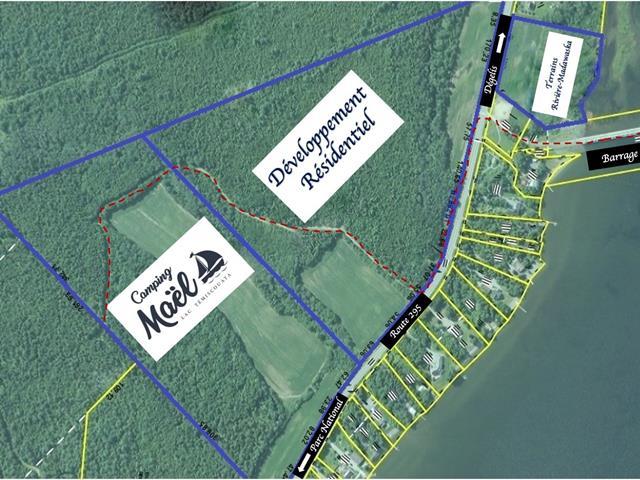 Terrain à vendre à Dégelis, Bas-Saint-Laurent, 342, Route  295, 13159224 - Centris.ca