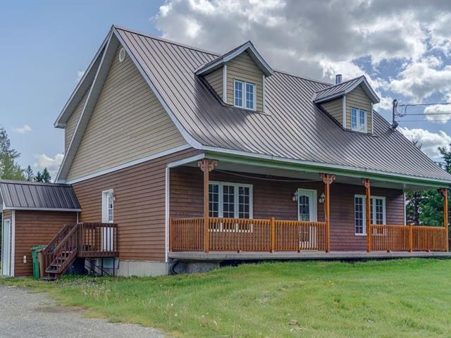 Hobby farm for sale in Saint-Augustin-de-Woburn, Estrie, 105, Chemin  Louise-Bocage, 22292496 - Centris.ca