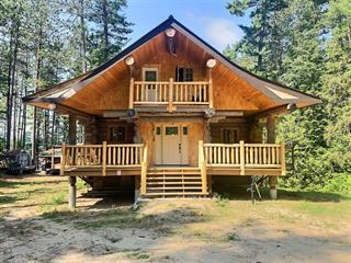 Chalet à vendre à Témiscaming, Abitibi-Témiscamingue, 6267, Chemin  Crescent Lodge, 10910888 - Centris.ca
