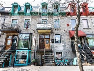 Commercial unit for rent in Montréal (Le Plateau-Mont-Royal), Montréal (Island), 3922, Rue  Saint-Denis, 20744299 - Centris.ca