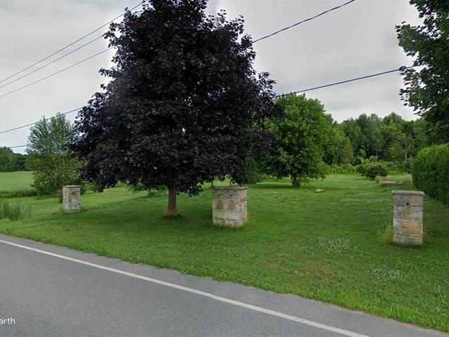 Terrain à vendre à Sainte-Clotilde, Montérégie, Chemin de l'Église, 11454899 - Centris.ca