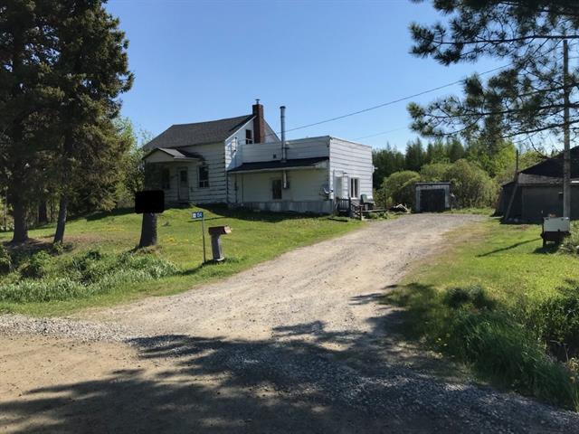House for sale in Champneuf, Abitibi-Témiscamingue, 154, 6e Avenue Nord, 26341705 - Centris.ca