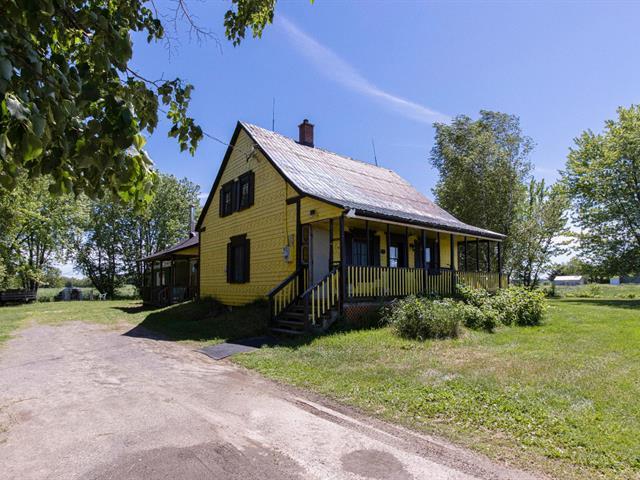 Maison à vendre à Sainte-Sophie-de-Lévrard, Centre-du-Québec, 650, Rang  Saint-Antoine, 23326233 - Centris.ca