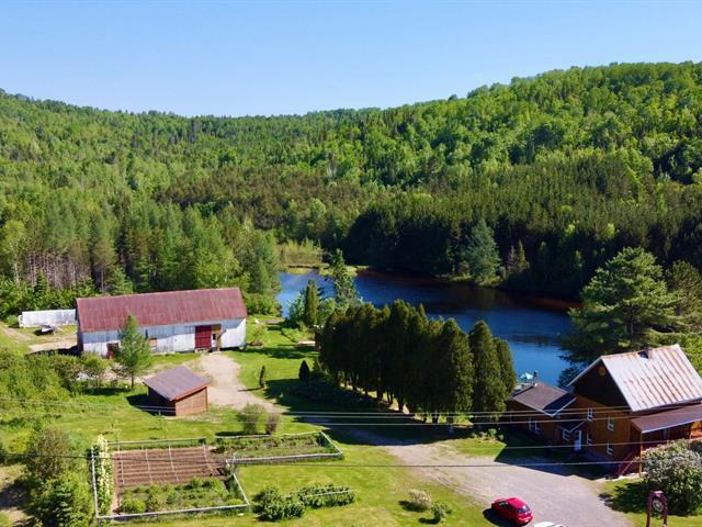 Hobby farm for sale in Saint-Fulgence, Saguenay/Lac-Saint-Jean, 1509, Route de Tadoussac, 11871691 - Centris.ca