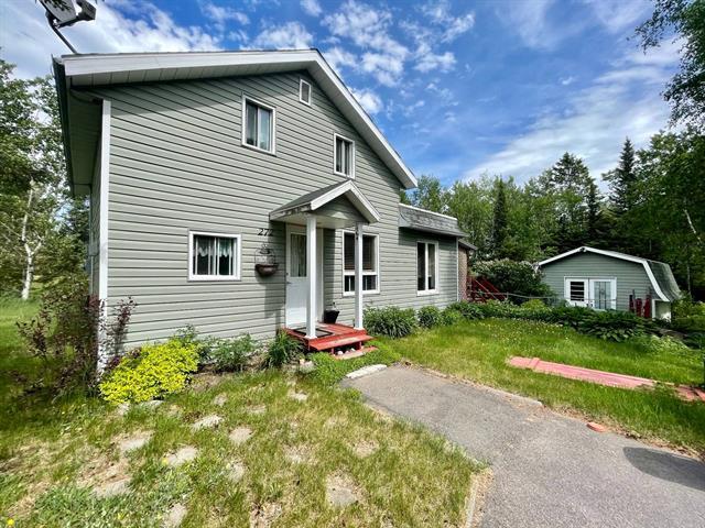 House for sale in Dolbeau-Mistassini, Saguenay/Lac-Saint-Jean, 272, Rang  Sainte-Marie, 22755390 - Centris.ca