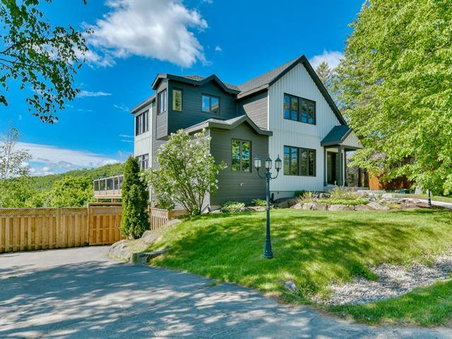 Maison à vendre à Sainte-Adèle, Laurentides, 1010, Rue des Tournesols, 19560480 - Centris.ca