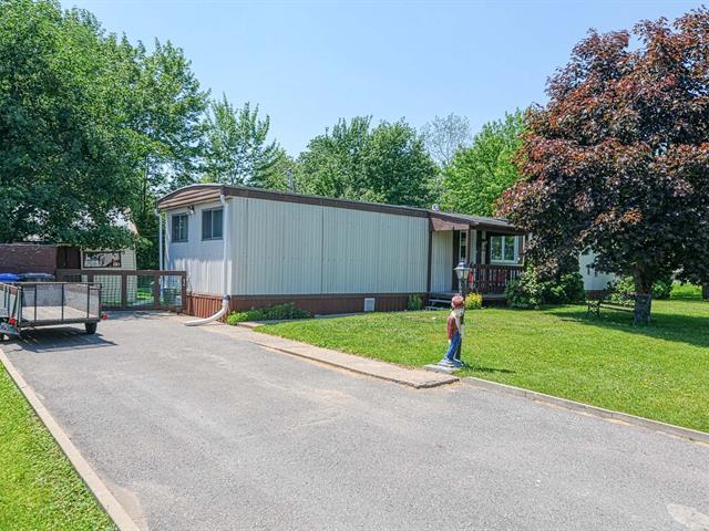 Mobile home for sale in Trois-Rivières, Mauricie, 15, Rue des Bouleaux-Blancs, 14917353 - Centris.ca