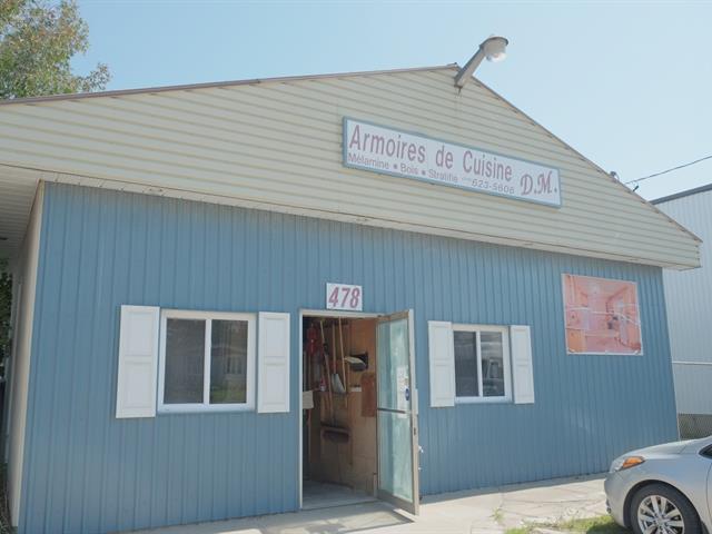 Commerce à vendre à Mont-Laurier, Laurentides, 478, boulevard des Ruisseaux, 12164657 - Centris.ca
