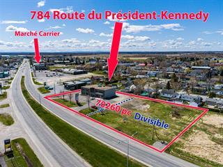 Commercial building for sale in Lévis (Desjardins), Chaudière-Appalaches, 784, Route du Président-Kennedy, 15831704 - Centris.ca