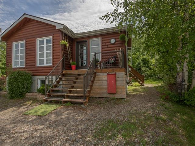 Cottage for sale in Hébertville, Saguenay/Lac-Saint-Jean, 107, Rue de la Montagne, 27344051 - Centris.ca