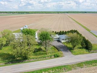 Fermette à vendre à Saint-Hyacinthe, Montérégie, 3555, 4e Rang, 23013440 - Centris.ca