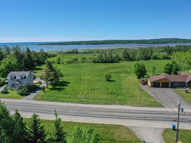 Terrain à vendre à Nouvelle, Gaspésie/Îles-de-la-Madeleine, Route  132 Est, 27652930 - Centris.ca