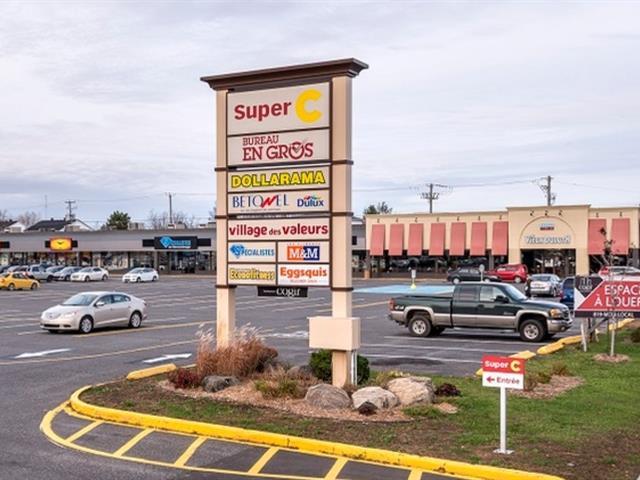 Local commercial à louer à Drummondville, Centre-du-Québec, 565, boulevard  Saint-Joseph, local 5B, 10611818 - Centris.ca
