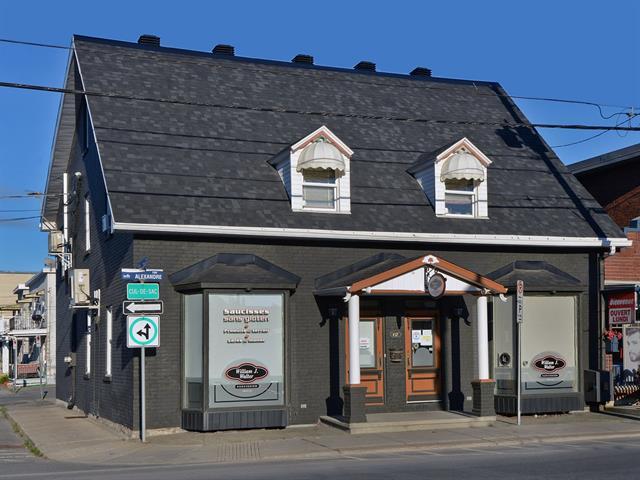 Local commercial à louer à Salaberry-de-Valleyfield, Montérégie, 67, Rue  Alexandre, 9274668 - Centris.ca