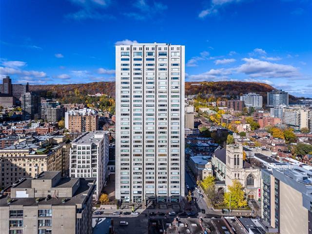 Condo à vendre à Montréal (Ville-Marie), Montréal (Île), 1455, Rue  Sherbrooke Ouest, app. 1506, 24373547 - Centris.ca