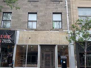 Local commercial à louer à Montréal (Ville-Marie), Montréal (Île), 1323, Rue  Sainte-Catherine Est, 27720980 - Centris.ca
