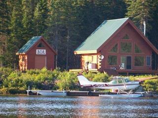 Cottage for sale in La Tuque, Mauricie, 2, Lac du Héron, 24654006 - Centris.ca