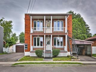 Duplex à vendre à Trois-Rivières, Mauricie, 123 - 125, Rue  Rochefort, 11594687 - Centris.ca