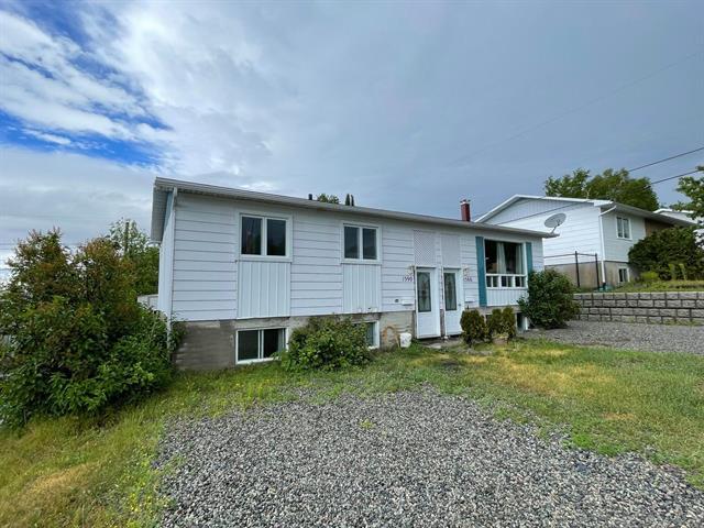 Duplex à vendre à Val-d'Or, Abitibi-Témiscamingue, 1586 - 1590, Rue  Lawlis, 13781551 - Centris.ca