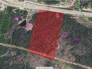 Terre à vendre à Ivry-sur-le-Lac, Laurentides, Route  117, 24032820 - Centris.ca