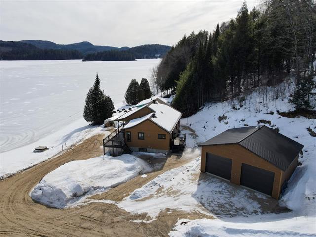 Cottage for sale in Notre-Dame-du-Laus, Laurentides, 32, Chemin de l'Aigle-Royal, 21958416 - Centris.ca