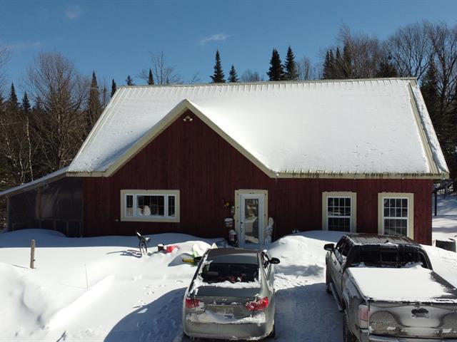 Maison à vendre à Notre-Dame-des-Bois, Estrie, 54, Chemin  Josée, 26382268 - Centris.ca
