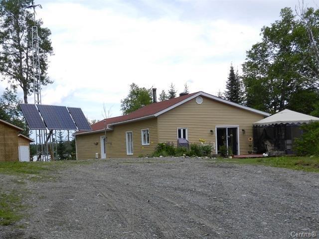 Maison à vendre à Rouyn-Noranda, Abitibi-Témiscamingue, 10134, Chemin  Lac-Bellot, 27428394 - Centris.ca