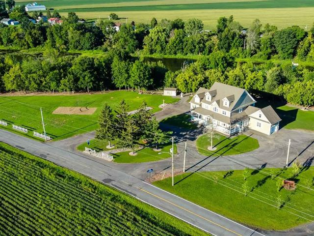 Fermette à vendre à Sainte-Martine, Montérégie, 500Y - 500Z, Rang  Roy, 17599609 - Centris.ca